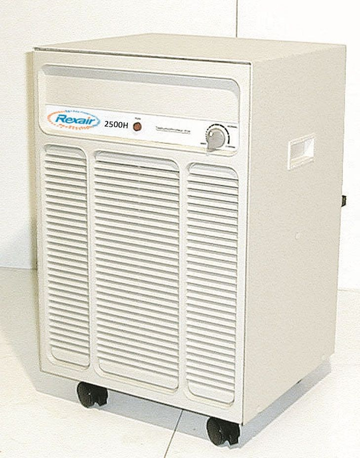 Déshumidificateur d'air 2500H